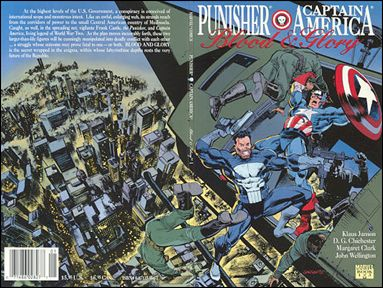 Punisher/Captain America: Blood & Glory (Invalid) 1-A by Invalid Title