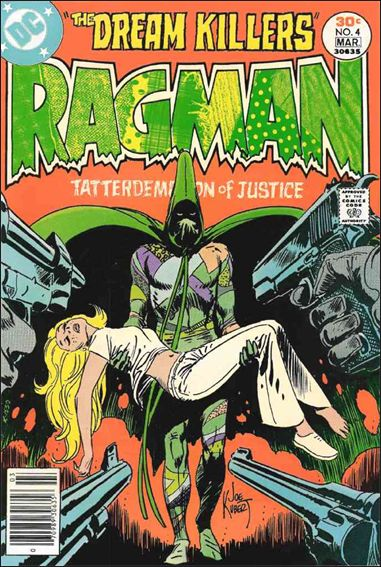Ragman (1976) 4-A by DC
