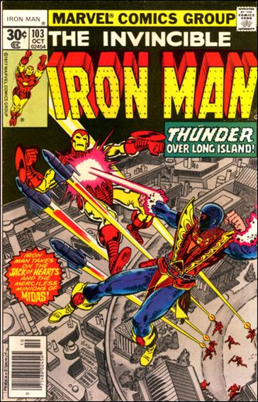Iron Man (1968) 103-A by Marvel