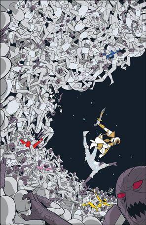 Mighty Morphin Power Rangers 9-E