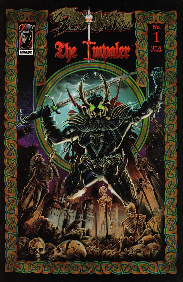 Spawn the Impaler 1-A by Image