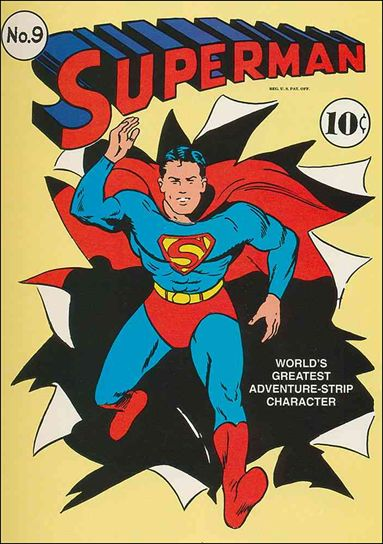 Superman (1939) 9-A by DC