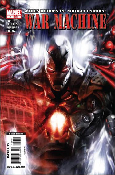 War Machine (2009) 9-A by Marvel