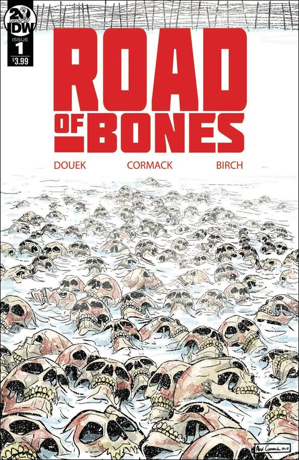 Road of Bones 1-A by IDW