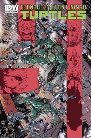 Teenage Mutant Ninja Turtles (2011) 47-A