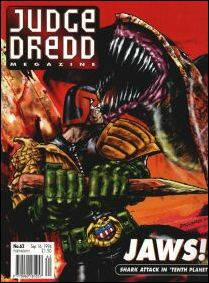 Judge Dredd Megazine (1992) 62-A by Fleetway