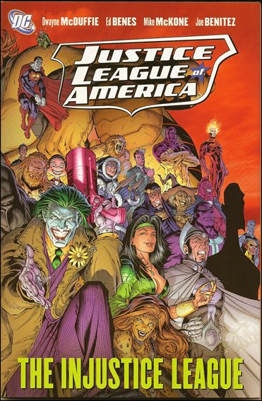 Justice League of America 3-A by DC