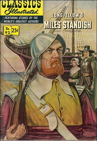 Classic Comics/Classics Illustrated 92-E by Gilberton