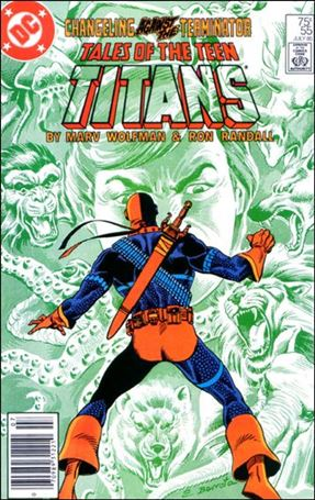Tales of the Teen Titans 55-A