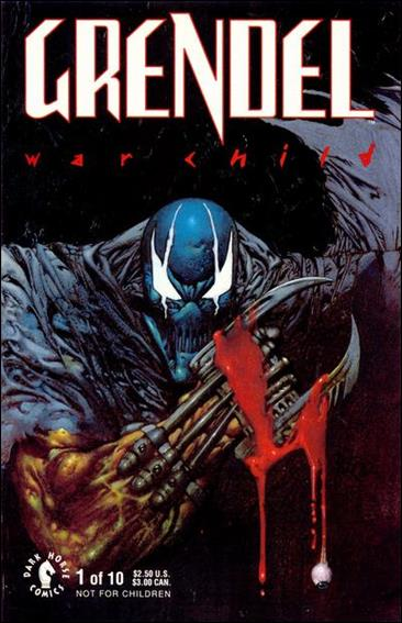 Grendel: War Child 1-A by Dark Horse