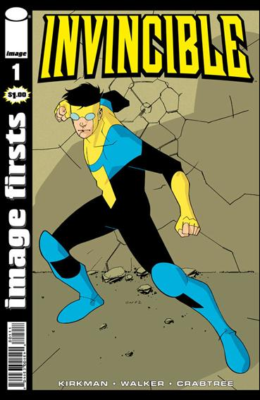 Invincible 1-C by Skybound Entertainment