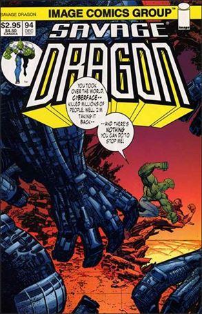 Savage Dragon (1993) 94-A