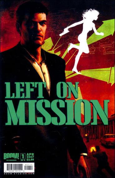 Left on Mission 1-B by Boom! Studios