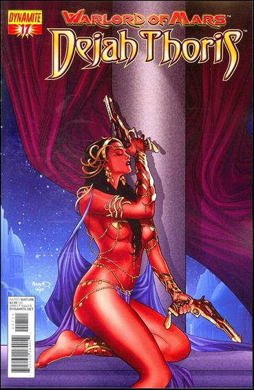 Warlord of Mars: Dejah Thoris 17-A by Dynamite Entertainment
