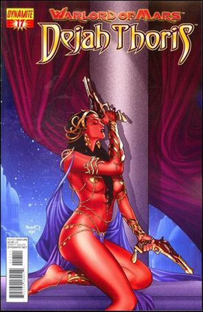 Warlord of Mars: Dejah Thoris 17-A