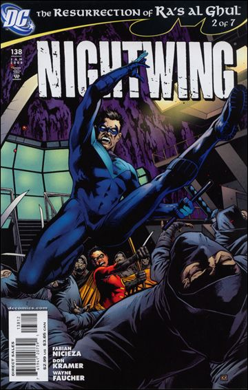 Nightwing (1996) 138-B by DC