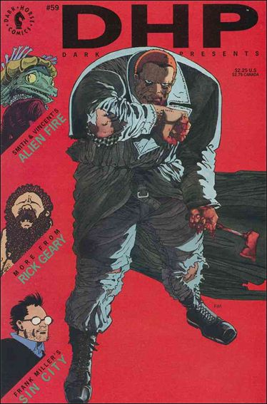Dark Horse Presents (1986) 59-A by Dark Horse