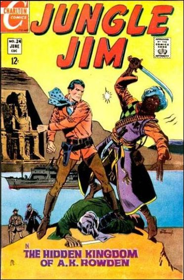 Jungle Jim (1969) 24-A by Charlton