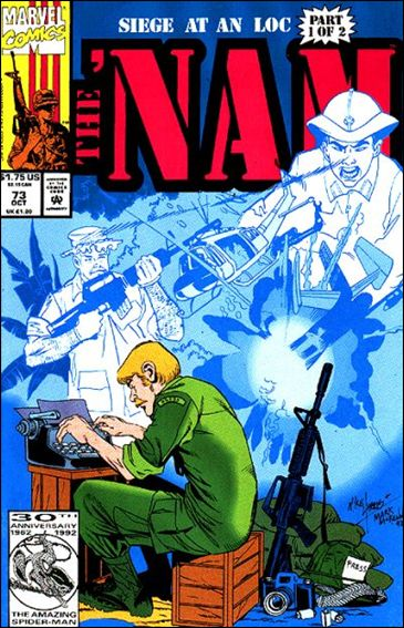 'Nam 73-A by Marvel