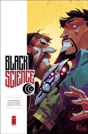 Black Science 33-A