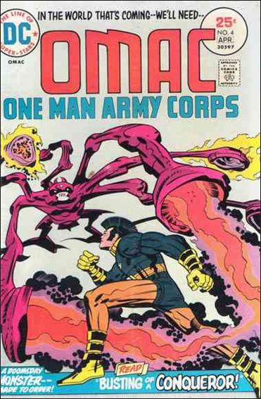 OMAC (1974) 4-A by DC