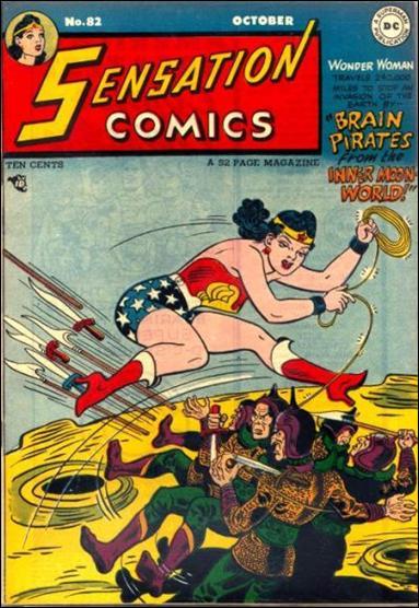 Sensation Comics (1942) 82-A by DC