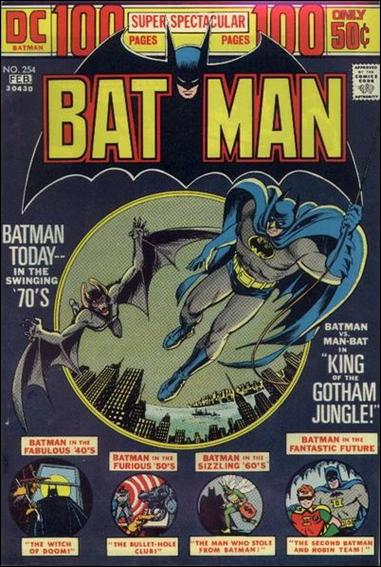 Batman (1940) 254-A by DC