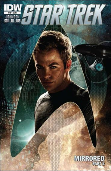 Star Trek (2011) 16-A by IDW