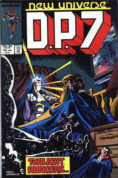 D.P.7 15-A by Marvel