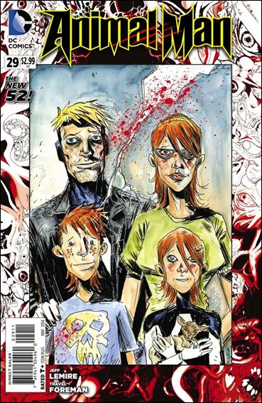 Animal Man (2011) 29-A by DC