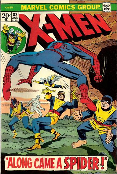 X-Men (1963) 83-A by Marvel