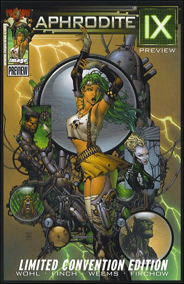 Aphrodite IX Preview 1-A by Top Cow