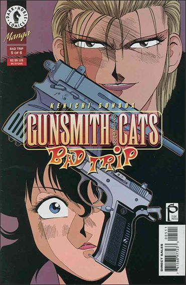 Gunsmith Cats: Bad Trip 5-A by Dark Horse