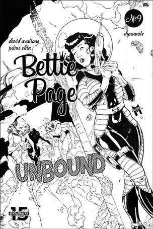 Bettie Page: Unbound 9-G