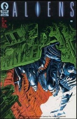 Aliens (1988) 3-C by Dark Horse