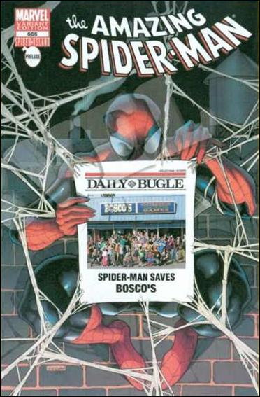 Amazing Spider-Man (1963) 666-MQ by Marvel