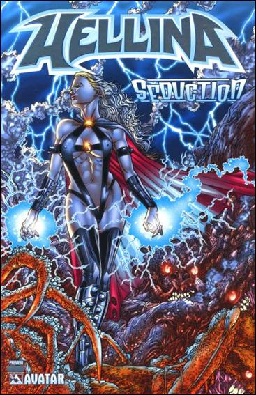 Hellina Seduction Preview-B by Avatar Press