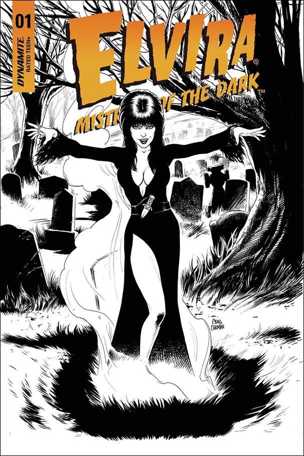 Elvira, Mistress of the Dark (2018) 1-G by Dynamite Entertainment