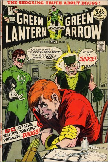 Green Lantern (1960) 85-A by DC
