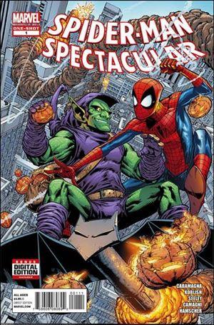 Spider-Man Spectacular 1-A