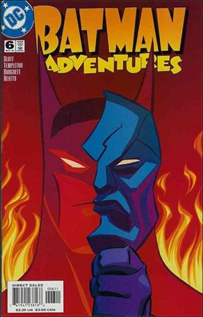 Batman Adventures (2003) 6-A