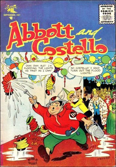Abbott and Costello (1948) 40-A by St. John