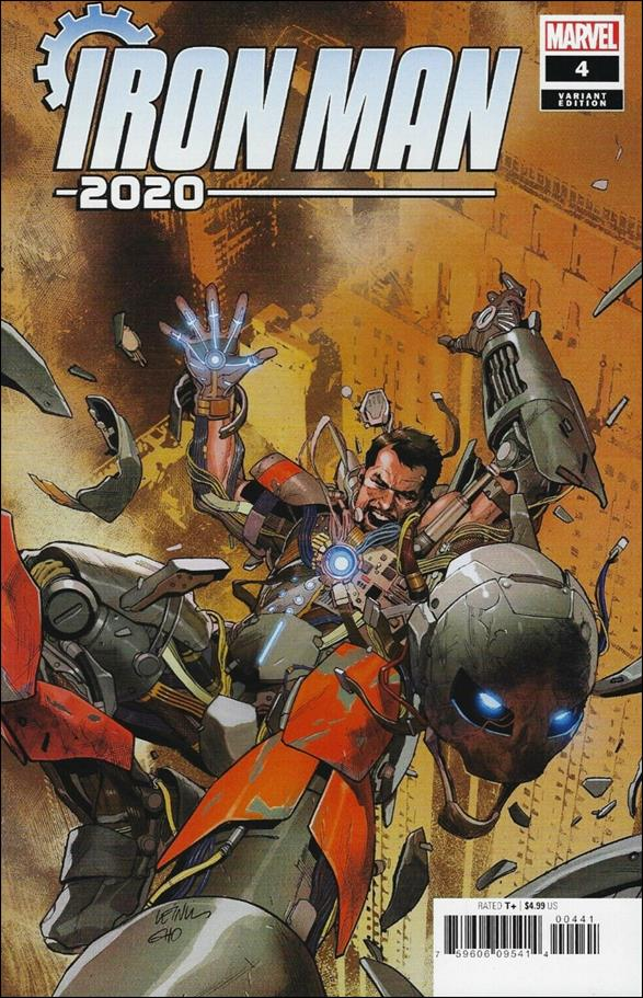 Iron Man 2020 (2020) 4-E by Marvel