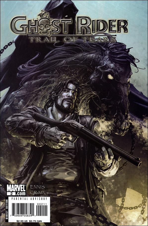 Ghost Rider: Trail of Tears 2-A by Marvel