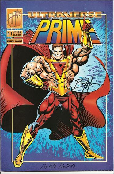 Prime (1993) 1-F by Malibu