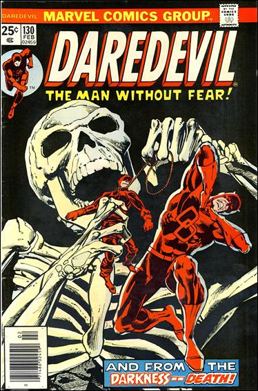 Daredevil (1964) 130-A by Marvel