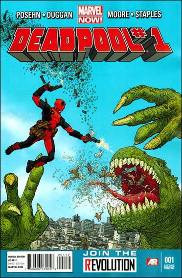 Deadpool (2013) 1-I by Marvel