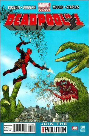 Deadpool (2013) 1-I