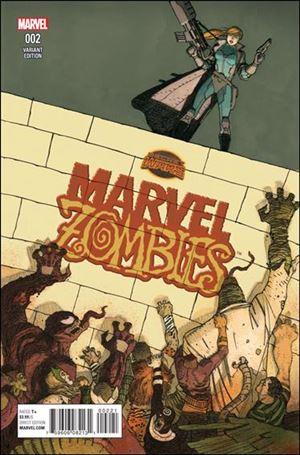 Marvel Zombies (2015) 2-B