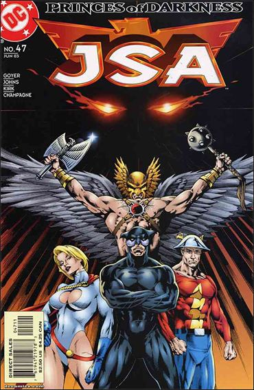 JSA 47-A by DC